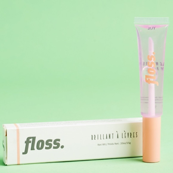 Floss Other - Floss Lipgloss in YUL